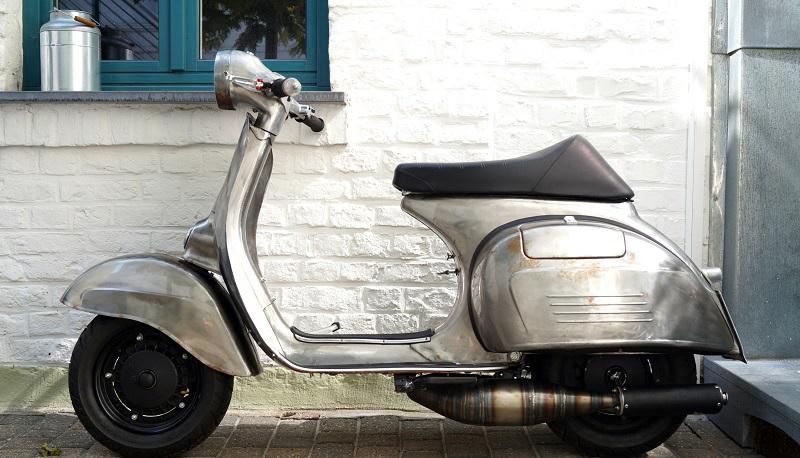 Motorrad / Sitzbänke